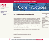 CP 9: Designing Learning Expeditions