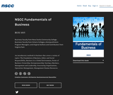 Fundamentals of Business: NSCC Edition