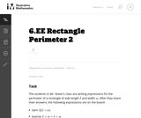 Rectangle Perimeter 2