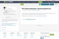 TCC Library Handout - Evaluating Sources