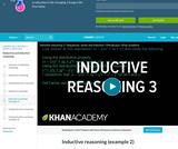 Statistics: Inductive Reasoning 3