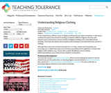 Understanding Religious Clothing