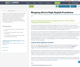 Shopping, Novice High, English Foundation