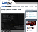 Eugene O'Neill on Page and Stage