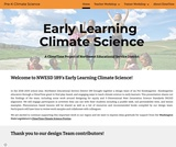 Early Learning Climate Science