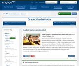 Grade 3 Module 3: Multiplication and Division with Units of 0, 1, 6–9, and Multiples of 10