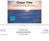 Ocean View Data Visualization Tool