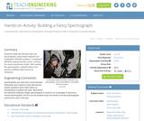 Building a Fancy Spectrograph