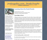 Learning About the Death Penalty