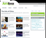 ArtsEdge Media Collection: China