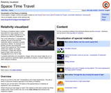 Space Time Travel