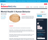 Mental Health 1: Human Behavior