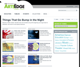 ArtsEdge Media Collection: Things That Go Bump In The Night