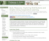 Body Measures:  Exploring Distributions