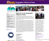 Geographic Alliance of Iowa