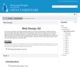 Web Design Q2