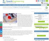 Prodigious Printing Possibilities