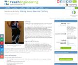 Making Sound-Reactive Clothing