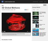 3D Global Methane