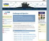 Media Construction of Endangered Species