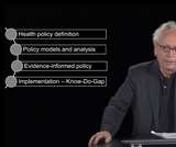 An Introduction to Global Health - Health Policy (7:47)
