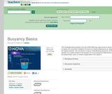 Buoyancy Basics