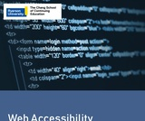 Web Accessibility for Developers – Open Textbook