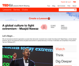 A Global Culture to Fight Extremism