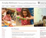 Everyday Mathematics for Parents