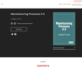 Manufacturing Processes 4-5
