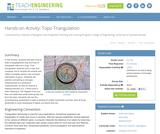 Topo Triangulation