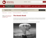 Reading Like a Historian: Atomic Bomb
