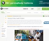 Solving a Public Health Problem