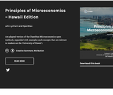 Principles of Microeconomics – Hawaii Edition