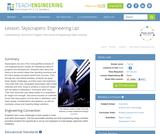 Skyscrapers: Engineering Up!