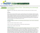 Investigating River Flow: Calculating the Discharge of a Stream