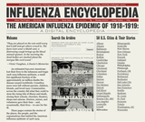 The American Influenza Epidemic of 1918: A Digital Encyclopedia