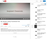Ms. Noonan: Using a Touchstone Text