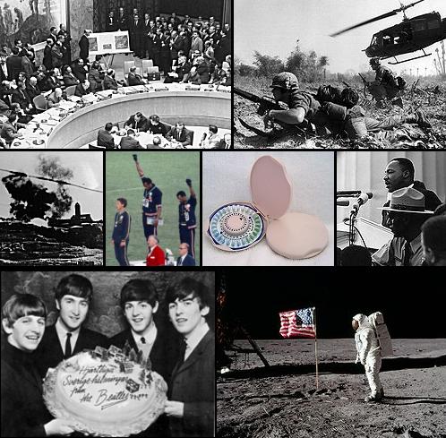 Historia de los Estados Unidos 1960 Parte 2 de 4