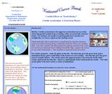 "Coriolis Effects via ""Earth Hockey"""