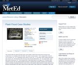 Flash Flood Case Studies