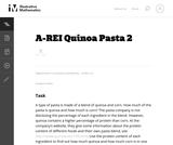 Quinoa Pasta 2