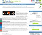 Molecular Models and 3D Printing