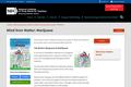Mind Over Matter: Marijuana