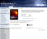 Chandra Activity and Coloring Book