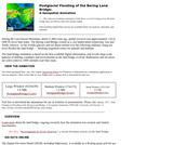 Postglacial Flooding of the Bering Land Bridge