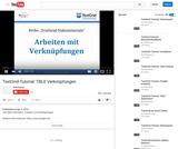 TextGrid-Tutorial: TBLE Verknüpfungen