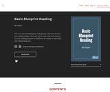 WD 4.258 - Basic Blueprint Reading