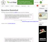 Byzantine Basketball