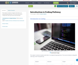 Introduction to Coding Pathway